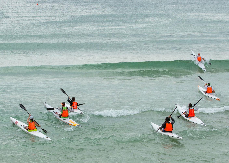 Surfski School